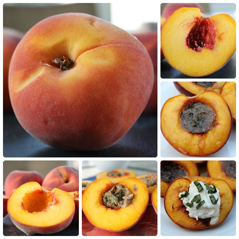 The Six Stages of the Roasted Peach