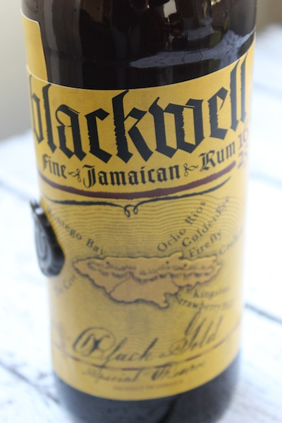Blackwell Rum for Apple Cider Rum Punch:  a perfect cocktail for the fall| www.tastyoasis.net