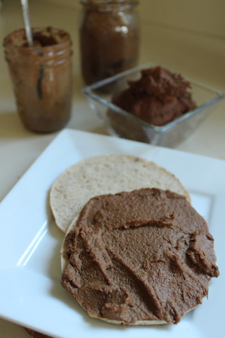 This Chocolate Pumpkin Nut Butter is a quick and healthy way to start your day. Soaking almonds and cashews overnight makes them easy to blend with your favorite seeds, coconut, cocoa and pumpkin, so you can feel good about eating this slightly sweetened boost of protein on your toast in the morning. Refined sugar-free, vegan and gluten-free, it's full of flavor and will even make a Nutella-craving kid happy.   www.tastyoasis.net