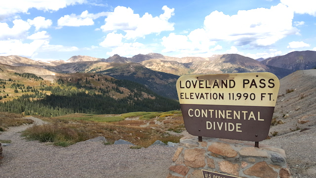 Loveland Pass, Colorado| www.tastyoasis.net
